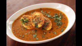 Kolhapuri Egg Curry | Sanjeev Kapoor Khazana