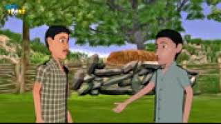 Jameen mey aam   Hindi Story for children  Panchatantra Kahaniya  moral short stories for kids