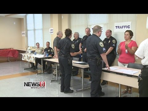 Police departments find creative ways to improve community relations