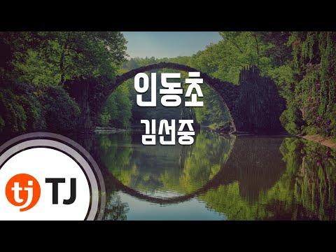 [TJ노래방] 인동초 - 김선중 ( - Kim Sun Jung) / TJ Karaoke