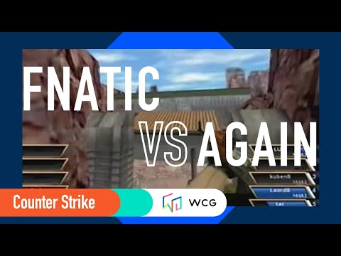 2009 WCG Grand Final Fifth day: Final - Counter Strike 1set : fnatic vs Again