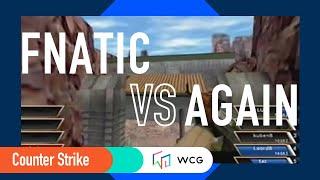 2009 WCG Grand Final Fifth day: Final - Counter Strike 1set : fnatic vs Again