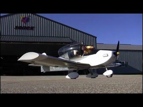 Onex Tri Gear First Flight