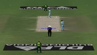 cricket 08 gameplay
