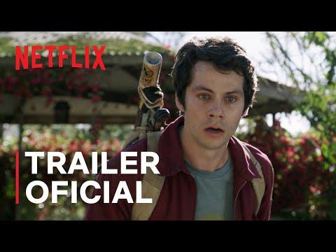 Amor e Monstros com Dylan O'Brien | Trailer oficial | Netflix