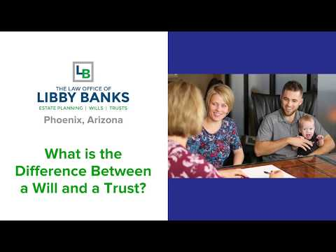 Wills and Trusts Phoenix AZ | The Law Office of Libby Banks