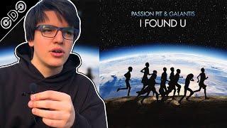"""Reseña de """"Galantis x Passion Pit - I Found U"""""""