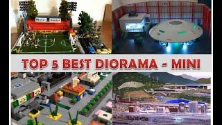 Top 5 Best City Facilities Diorama