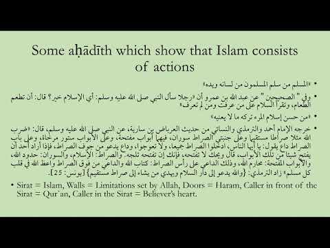 Al-Arba'in al-Nawawiyyah Hadith 2.7 || Shaykh Nafis
