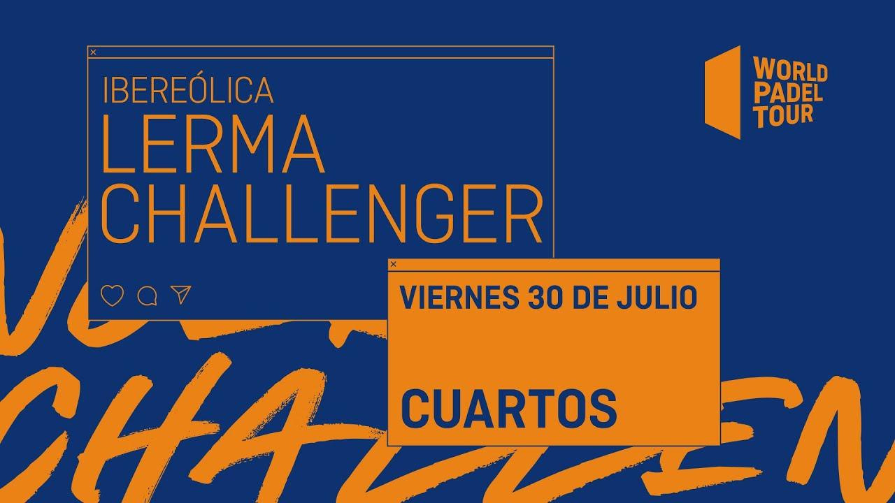 Download Cuartos de final  - Ibereólica Lerma Challenger 2021 - World Padel Tour