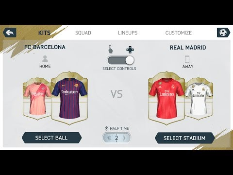 Game Android Offline FIFA 14 Mod FIFA 19 GE New GUI UP Jan 19 + Fix FC Link + Cara Install - 동영상