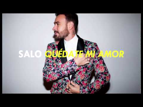 SALO - Quédate mi amor (Cover Audio)