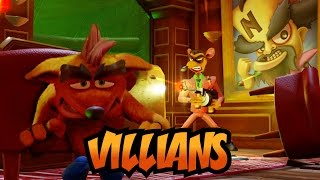 Villains | Crash Bandicoot N. Sane Trilogy