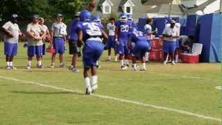 """""""A DAY IN THE LIFE""""  KENTUCKY FOOTBALL FALL CAMP 12"""