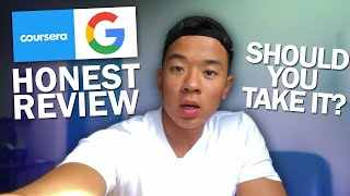 Google IT Support Professional Certificate Course Review   Was it worth it?