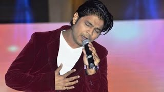 Ankit Tiwari Performing Live At Amity University | Amity Youth Fest 2015