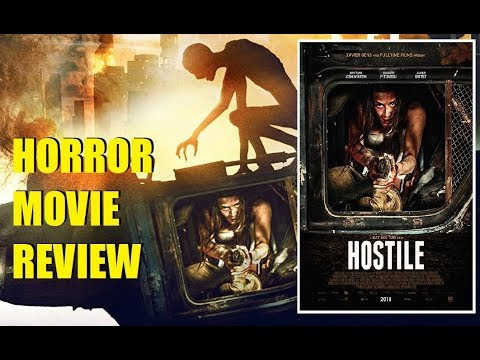 HOSTILE ( 2017 Brittany Ashworth ) Post Apocalyptic Romantic Horror Movie Review   2018 release