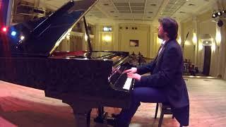 Ф.Шопен - четыре этюда. Дмитрий Онищенко (ф-но). F.Chopin - Four Etudes. Dmitry Onishchenko (piano)