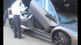 Lamborghini Reventon. Рамзан Кадыров