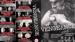 WWE Vengeance 2001 Theme Song Full+HD