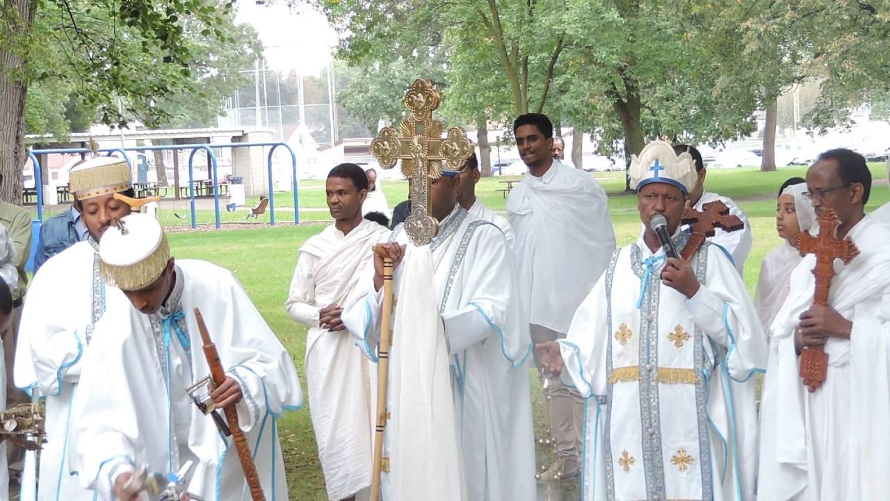 Eritrean Orthodox Church Minnesota Meskel Celebration 2016