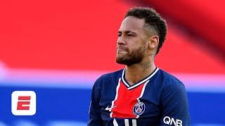 PSG vs. Lille recap: Unacceptable! Neymar needs to be MORE MATURE - Moreno | ESPN FC
