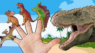 공룡장난감이 마법으로 공룡젤리로 변하면 맛있게 먹어요 Dinosaur toys turned into dinosaur jelly by magic