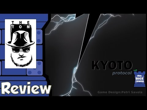 Kyoto Protocol Review - with Tom Vasel