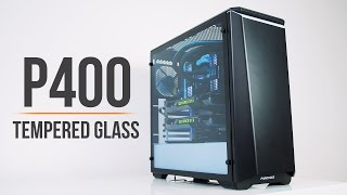 Phanteks P400 Tempered Glass... The Best Glass Case for $89! thumbnail