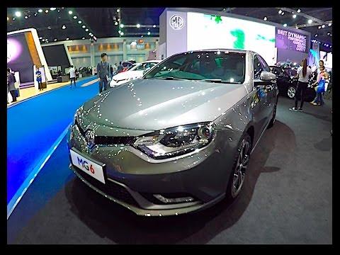 New 2017 Sedan MG 6 review 2018