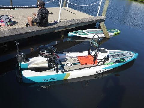 Review Of The Bote Rover