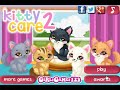 Baby Kitty Care 2 Online Free Flash Game Videos GAMEPLAY