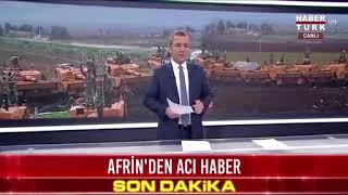 Son Dakika    Afrin'den Kara Haber! Şehit Sayısı 3'e Yükseldi
