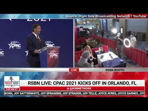 Gov. Ron DeSantis: Florida an 'Oasis of Freedom'