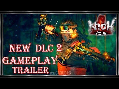 New NioH DLC 2 Gameplay TRAILER