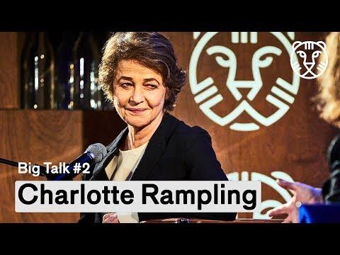 Charlotte Rampling - IFFR Big Talk #2