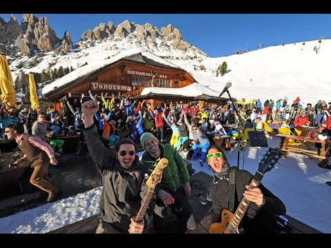 Rock the Dolomites - Winter Music festival in Val Gardena | Gröden