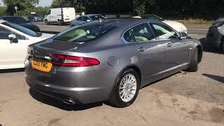 Closer Look: Jaguar XF SE Business D Auto