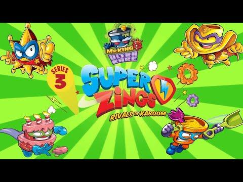 Superzings Serie 3