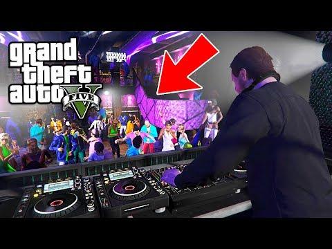 "GTA 5 ""After Hours"" Update - Running a Nightclub Business! (GTA 5 Online New Update)"