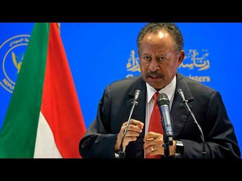 ...السودان: حمدوك يتهم -فلول النظام البائد- بالوقوف خلف م
