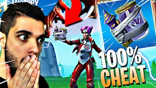 THE NEW ARME WHAT ONESHOT ME OFFER THE TOP 1 ON FORTNITE!- THE OBJET THE MORE CHEAT IN SAISON 10!