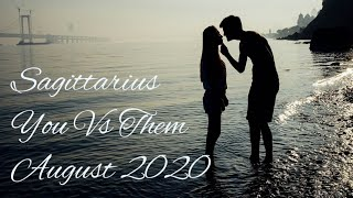 Sagittarius ♐ They Want A 2nd Chance! Love Reading ~ August 2020