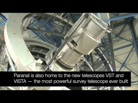 Astronomy observing sites in Chile - European Southern Observatory (ESO) - Unravel Travel TV