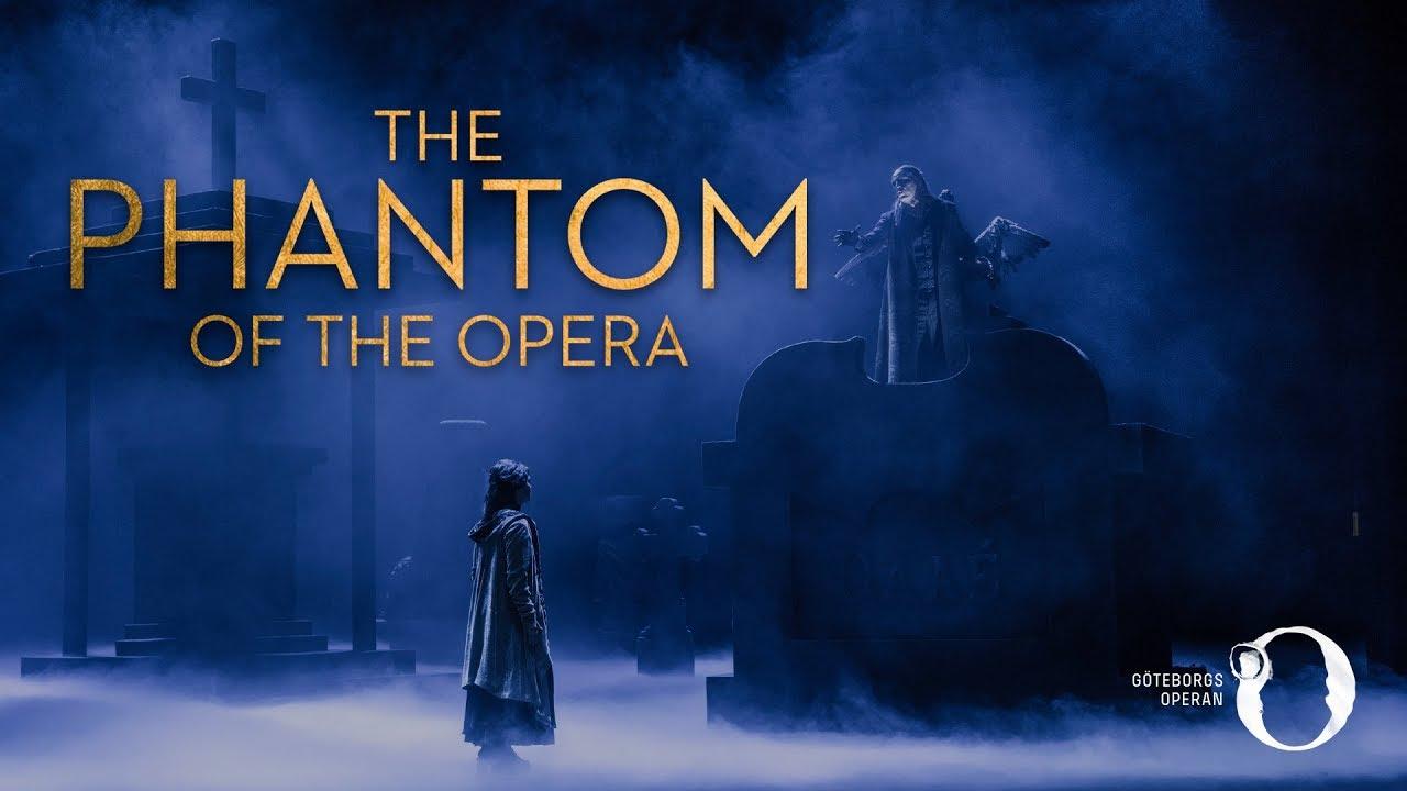 ffd0d233e1c3 The Phantom of the Opera på GöteborgsOperan - YouTube