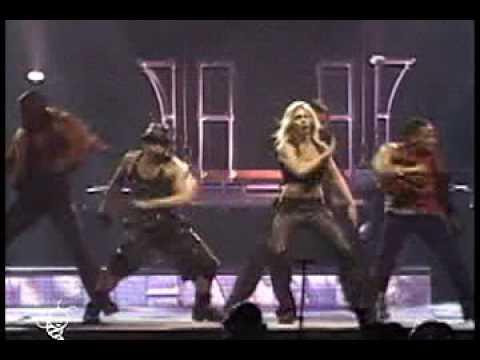 Britney Spears Boys Live New York 2002