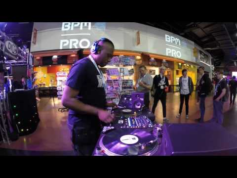 Cutmaster Swift At BPM PRO 2016 Dicing with Soul!