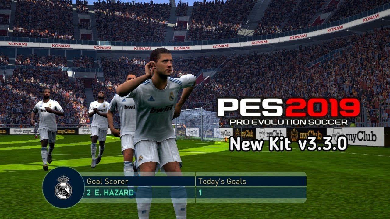 PES 2019 Mobile Patch V3 3 0 New Kits Update Android Best Graphics