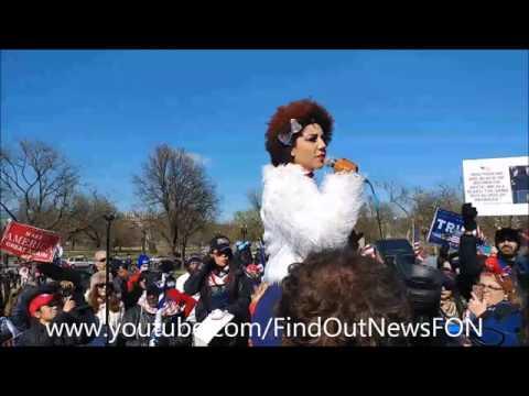 Pro Trump Rallies take place accross America