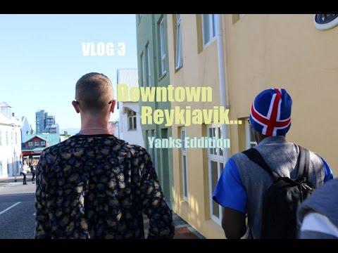 Study Abroad Netherlands - Layover in Reykjavik!! (Vlog #3)
